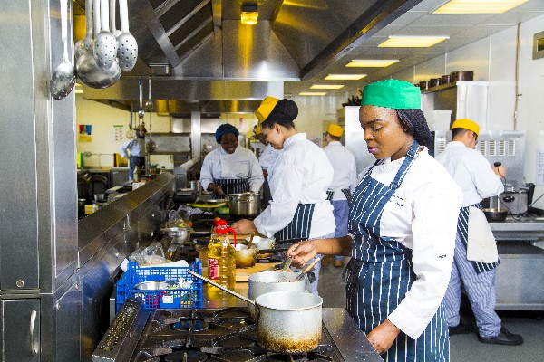 Investment in skills for Waltham Forest