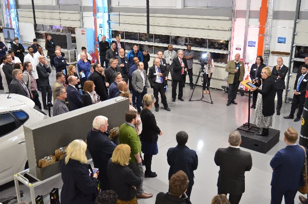 New £4m STEM Centre officially opened by Deputy Mayor of London