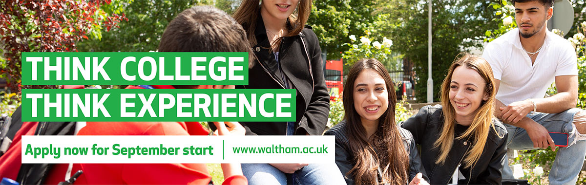 97764048d8 Waltham Forest College | Further and Higher Education