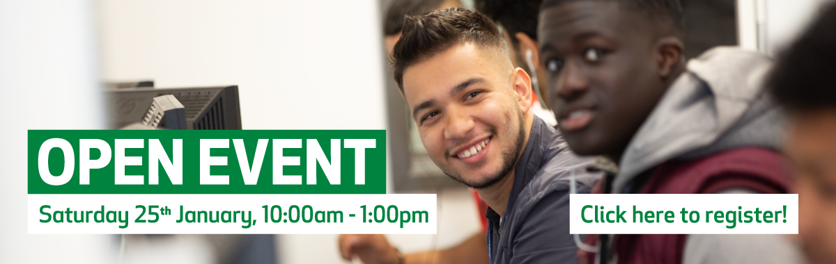 Open Event Jan 2020