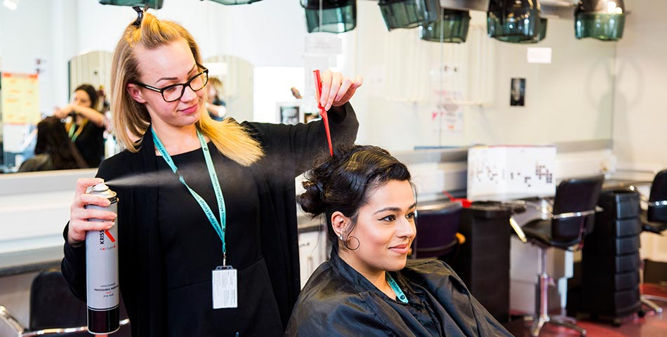Hairdressing and Beauty Therapy